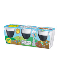 Gardenline Kids' Flower Growing Kit