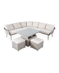 Gardenline Dining/Lounge Garden Set