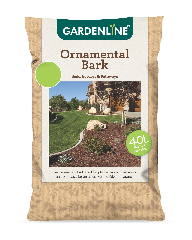Gardenline Ornamental Bark 40L
