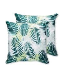 Gardenline Palm Outdoor Cushion Set