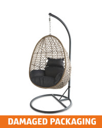 Damaged Packaging  Hanging Egg Chair