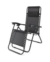 Gardenline Reclining Deck Chair