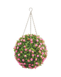 Gardenline Rose Topiary Ball