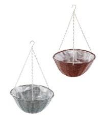 Gardenline Round Hanging Basket