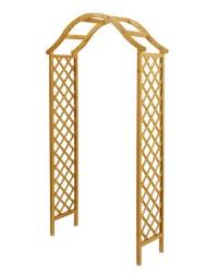 Gardenline Wooden Garden Arch