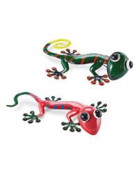 Gardenline Gecko Wall Art
