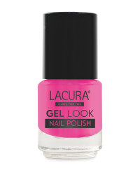 Lacura Gel Effect Nail Polish - Exotic Pink