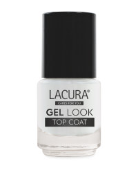 Lacura Gel Effect Nail Top Coat