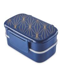 Kirkton House Geo Bento Lunchbox