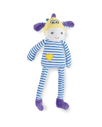 Georgie Giraffe Plush Dog Toy