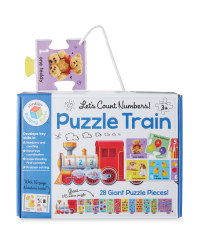 Hinkler Giant 123 Puzzle Train