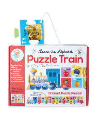 Hinkler Giant ABC Puzzle Train