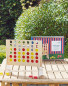 Giant Wooden Board Games 3 Pack