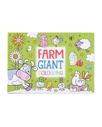 Giant Farm Colour In Poster