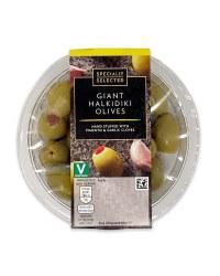Giant Halkidiki Olives