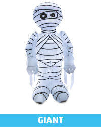 Giant 2.4m Inflatable Mummy