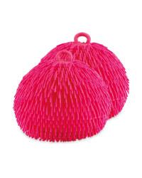 Giant Jiggly Balls Pink