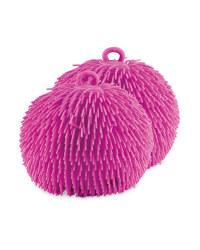 Giant Jiggly Balls Purple