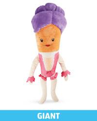 Giant Katie The Carrot Plush