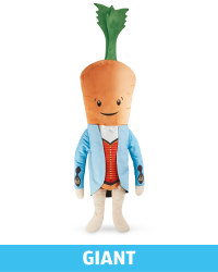 Giant Kevin The Carrot Plush