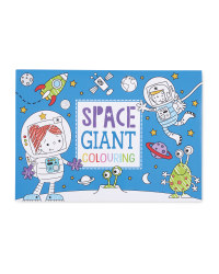 Giant Space Colour In Poster