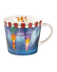 Kevin The Carrot Christmas Gift Mug