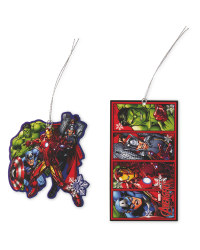 Avengers Gift Tags
