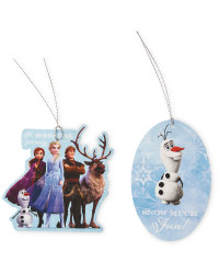 Frozen Gift Tags