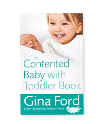 Gina Ford Baby with Toddler Book
