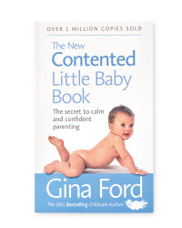 Gina Ford Contented New Baby Book