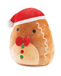 Gingerbread Man Squishmallow