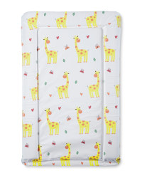 Giraffe Changing Mat