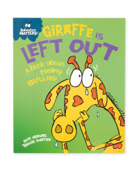 Giraffe Is Left Out Baby Book