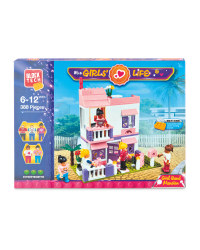 Girl's Life Block Tech Set