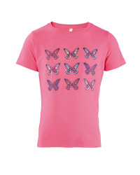 Girls' Outdoor T-Shirt - Pink