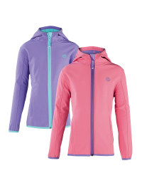 Girls' Softshell Jacket