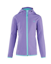Girls' Softshell Jacket - Lilac
