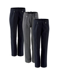 Girls' School Trousers