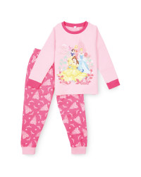 Girls' Disney Princess Pyjamas