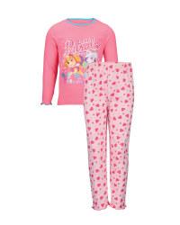 Girls' Paw Patrol Pyjamas