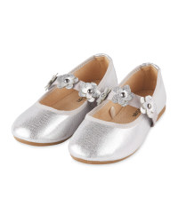 Girls' Flower Party Shoes