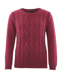 Lily & Dan Kids Knitted Jumper