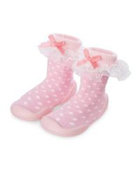 Nuby Crawler Socks Dots