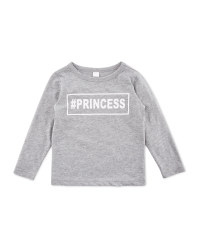 Lily & Dan Girls Princess Sweater