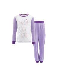Lily & Dan Star Pyjamas