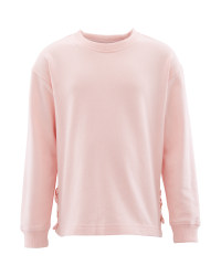 Avenue Childrens Pink Sweatshirt