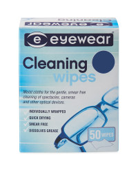 Glasses Cleaning Wipes