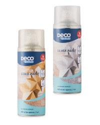 Glitter Decorative Effect Spray