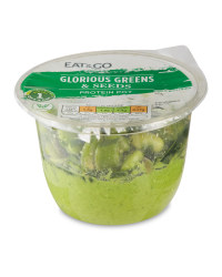 Glorious Greens & Seeds Protein Pot
