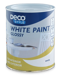 Gloss White Paint 1L